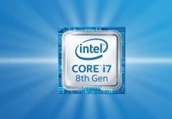 Intel Core 8 gen vignette