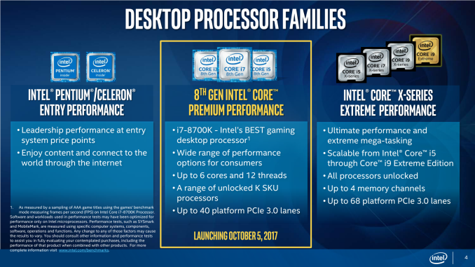 Intel Core 8eme generation