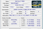 Intel Core i7-3960X record overclocking 1