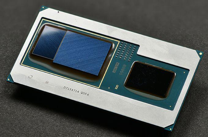 Intel Core Radeon RX