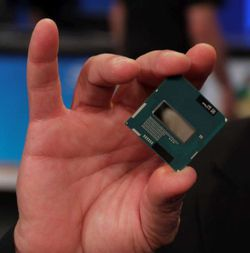 Intel Haswell processeur