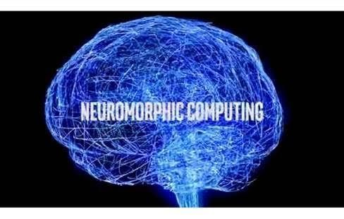 Intel Loihi puce neuromorphique