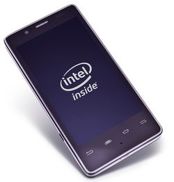 Intel Medfield smartphone reference design