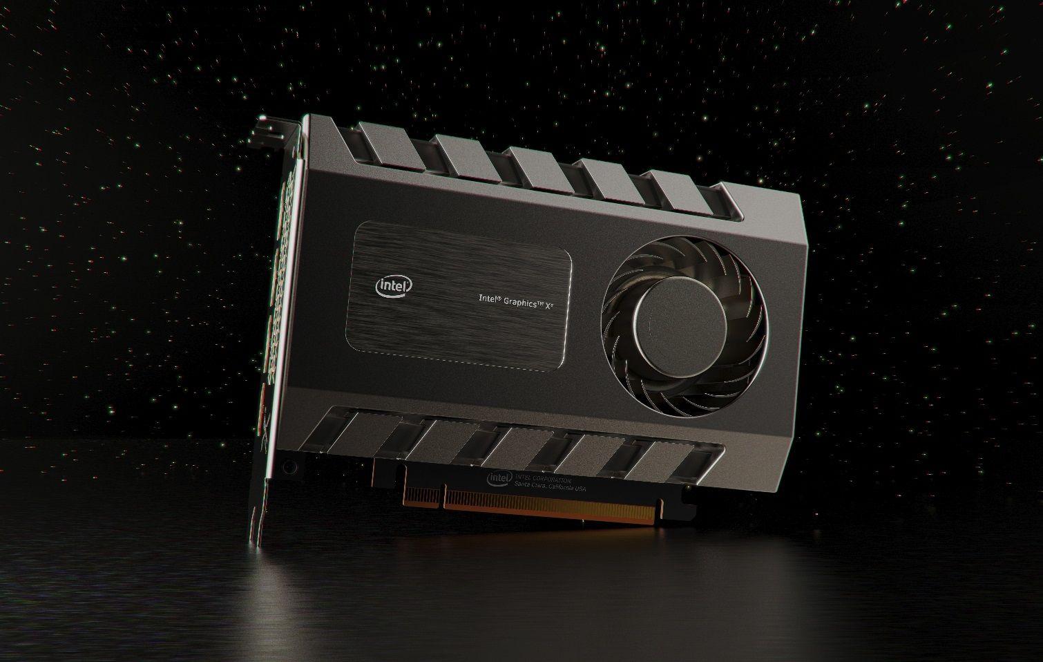 Intel DG1 : le premier GPU dédié livre quelques détails