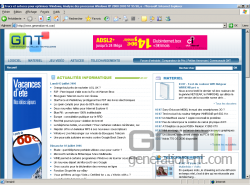 Internet Explorer - IE - exemple