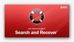 Iolo Search and Recover logo