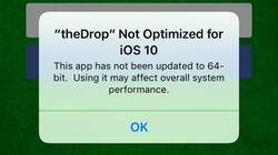 iOS 10 64-Bit