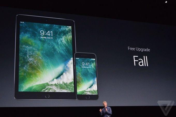 iOS 10 disponibilite