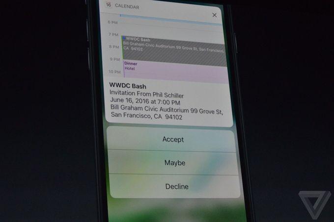 iOS 10 lockscreen notification