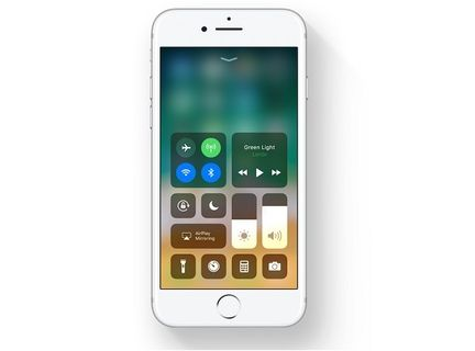 iOS 11 iPhone