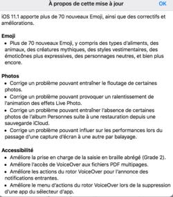 iOS 11 maj