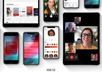 iOS 12 01