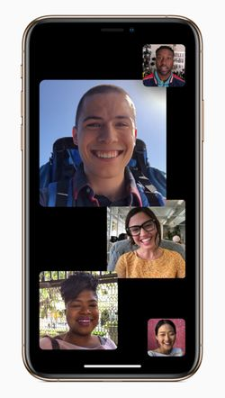 iOS-12.1-FaceTime-Group