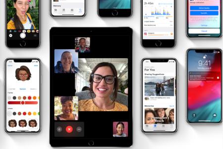 iOS 12.1 introduit du bridage pour l'iPhone 8, 8 Plus et l'iPhone X