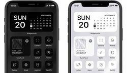 iOS 14 pack icones