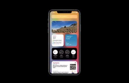 iOS 14 widgets 02