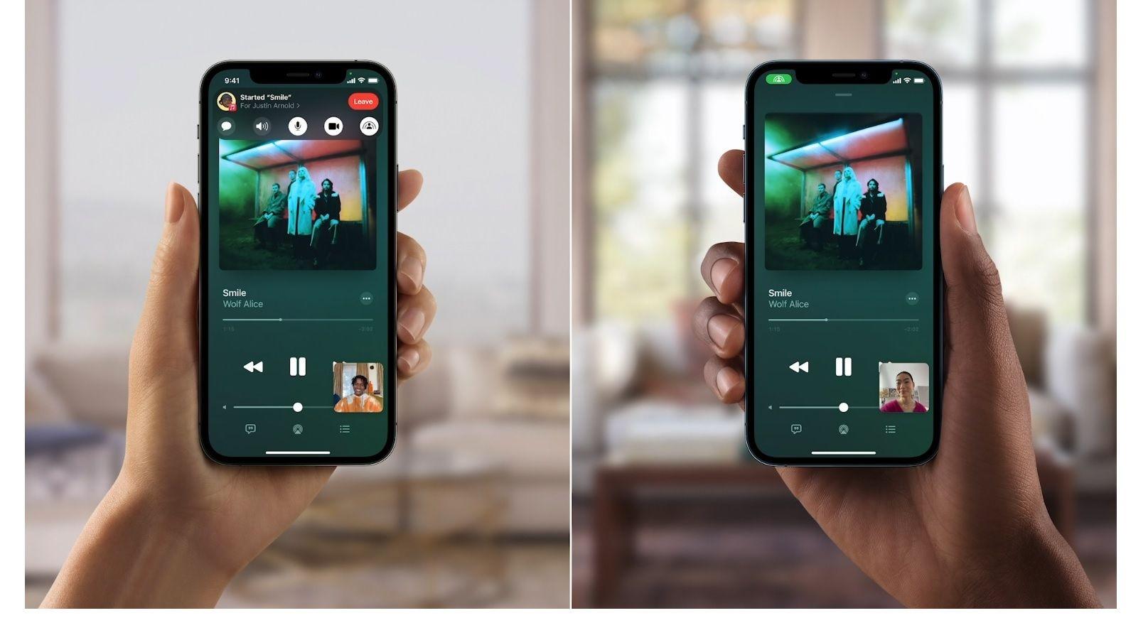 iOS 15 FaceTime SharePlay 01
