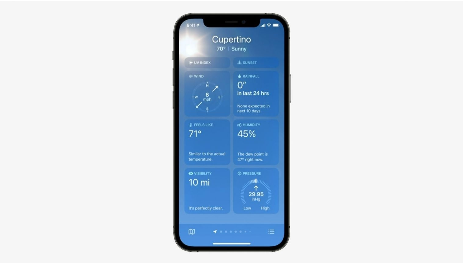iOS 15 Weather 01