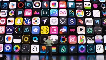 iPhone 11 Pro photo video applications