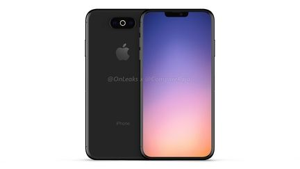 iPhone 11 rendu