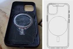iPhone 12 aimants