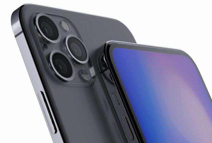 iPhone 13 sans encoche
