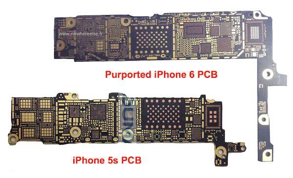 iPhone 6 carte mère