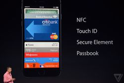 iPhone 6 NFC Touch ID