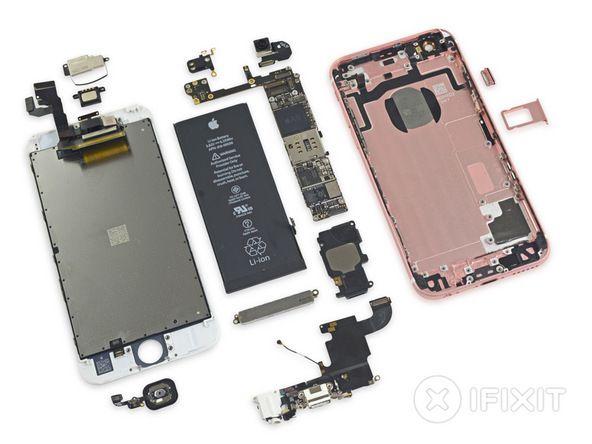 Iphone 6 Des Boutiques Proposent Une Upgrade De 16 A 128 Go Pour 70