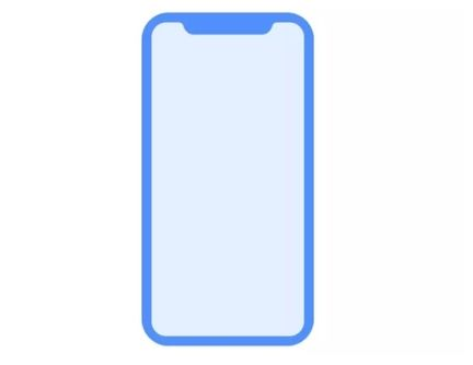 iPhone 8 ecran design
