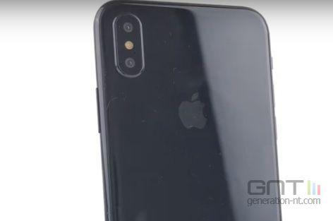 iPhone 8 video