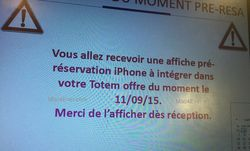 iphone pre reservation