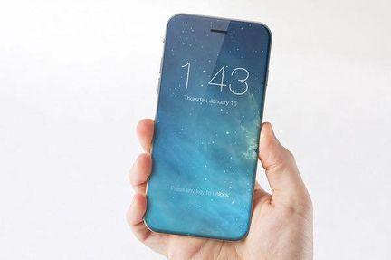 iPhone verre