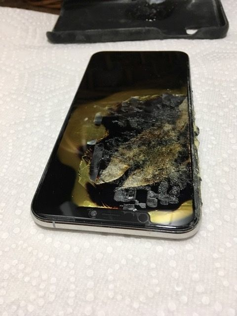 iPhone XS Max surchauffe.