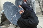 Iran - antennes paraboliques