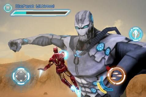 Iron Man 2 iPhone 02