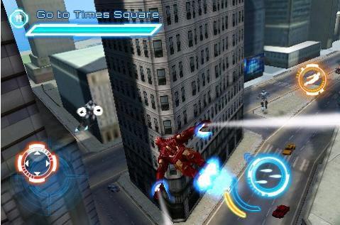 Iron Man 2 iPhone 04