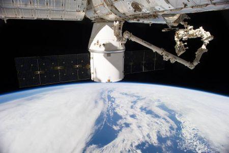 ISS-Dragon