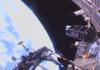 Un cosmonaute lâche un satellite imprimé en 3D depuis l'ISS