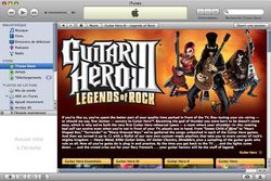 Itunes guitar hero 3