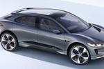 Jaguar ipace suv concept
