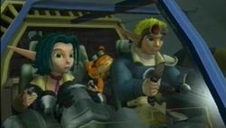 Jak and Daxter : The Lost Fronter - 1