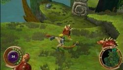 Jak and Daxter : The Lost Fronter - 3
