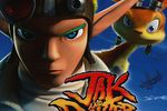 Jak and Daxter : The Lost Fronter - pochette