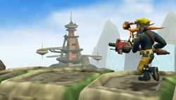 Jak and Daxter : The Lost Frontier - 1