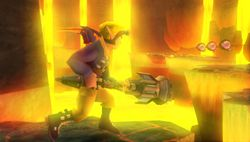 Jak and Daxter : The Lost Frontier - 2