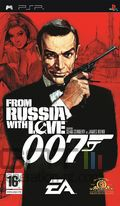 James bond bons baisers russie logo