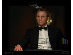 James bond casino royale small