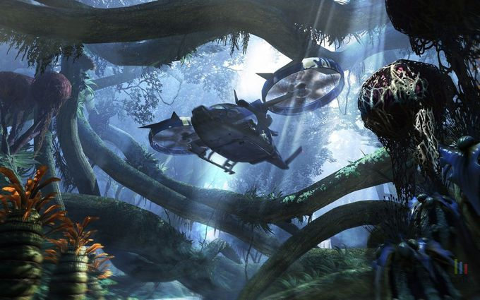 James Cameron\'s Avatar The Game - Image 1
