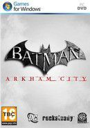 jaquette : Batman Arkham City